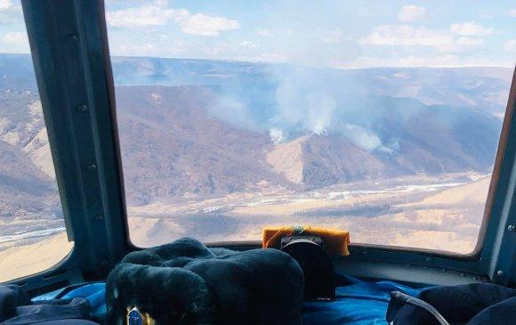 Сэлэнгэ, Хөвсгөл аймагт гарсан ойн түймрийг бүрэн унтраалаа