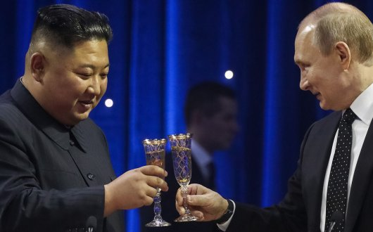 Путин: Хоёр тал хүчээ нэгтгэж чадвал том чулууг ч хөдөлгөнө