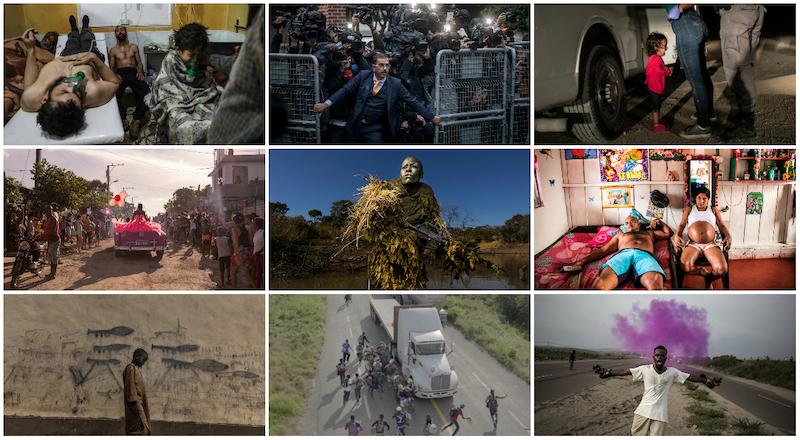 """""""World Press Photo 2019"""" уралдааны шилдэг гэрэл зургууд"""