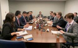 ГХЯ, АНУ-ын төрийн департамент хоорондын консулын анхдугаар зөвлөлдөх уулзалт болов