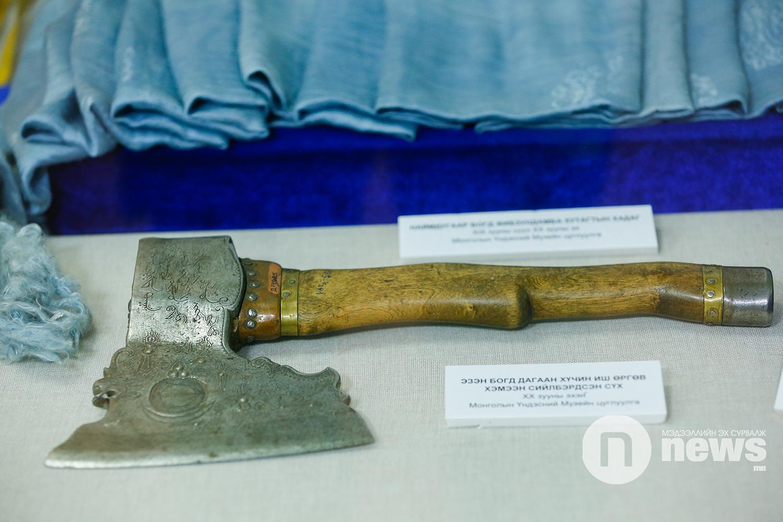 МОНГОЛ УЛСЫН ХААН НАЙМДУГААР БОГД ЖИБЗУНДАМБА ХУТАГТ 150 жилийн ойн үзэсгэлэн (16)