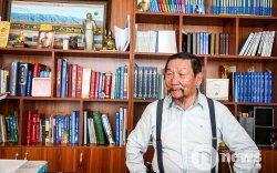 Ардын уран зохиолч Тангадын Галсангийн номын өргөөний нээлт болов