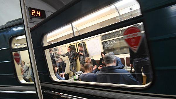 Москва хотын метро хамгийн аюулгүй