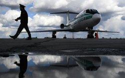 ТУ-134 онгоц сүүлчийн удаа нислээ