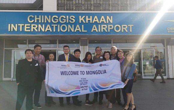 Гурван улсын Ротари клуб хамтран Монголд гүний ус цэвэршүүлэх төсөл хэрэгжүүлж байна