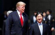 Трамп Японы Эзэн хаантай уулзсан гадаадын анхны Төрийн тэргүүн болов