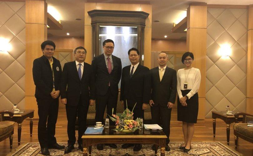 ГХЯ-ны Консулын газрын захирал Тайландын цагдаагийн газрын удирдлагатай уулзав