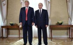 Трамп Путинтэй бүтэн цаг утсаар ярьжээ