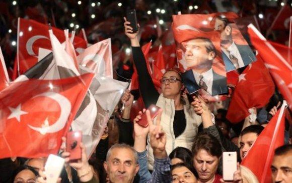 Сөрөг хүчин сонгуульд ялсан Туркт дахин сонгууль болно