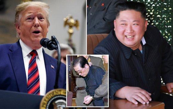 Ким Жон Ун нагац ахыгаа цаазлаад толгойг нь шонд өлгөсөн гэв