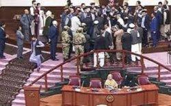 Афганистанд парламентын гишүүн өрсөлдөгчөө хутгалахыг завдав