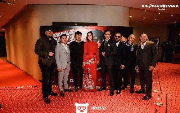 """""""Монголын кино урлаг дахь түүхэн үйл явдал Mongolian Connection Казахстанд"""""""