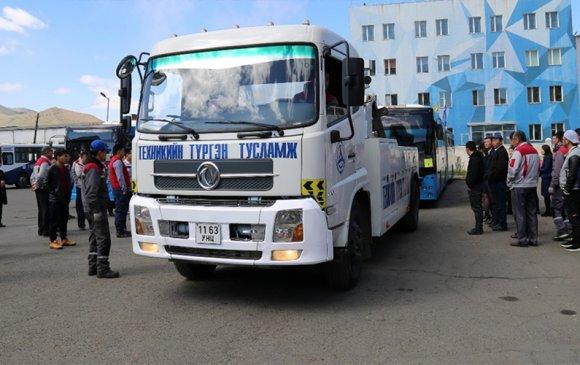 Нийтийн Тээврийн ААН, байгууллагуудын туршлага солилцох үзүүлэх сургалт зохион байгуулагдлаа