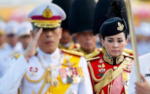 Тайландын хаан генерал бүсгүйтэй гэрлэжээ