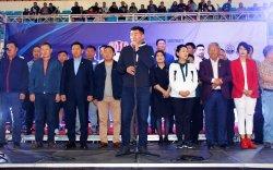 Улаанбаатар дахь Ховдчуудын спортын наадам 10 дахь жилдээ боллоо