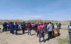 Ан агнуурын хориотой үед агнасан 2 цагаан зээр, 626 ширхэг загасыг хураан авчээ