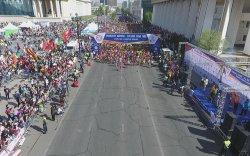 """Улаанбаатар марафон""-ы маршрут гарчээ"