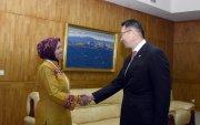 УИХ-ын дэд дарга БНИУ-ын парламентын төлөөлөгчийг хүлээн авч уулзав