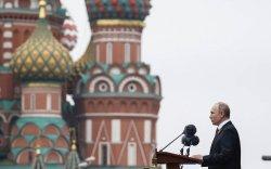 Путин: Жинхэнэ баатруудыг хамгаалах нь бидний ариун үүрэг