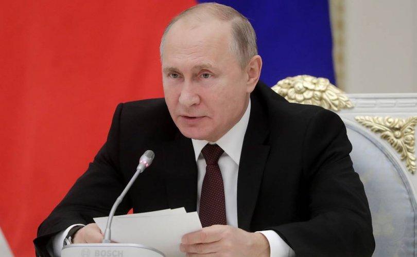 Путин пуужин устгах гэрээнээс татгалзах тогтоолын төсөл өргөн барив
