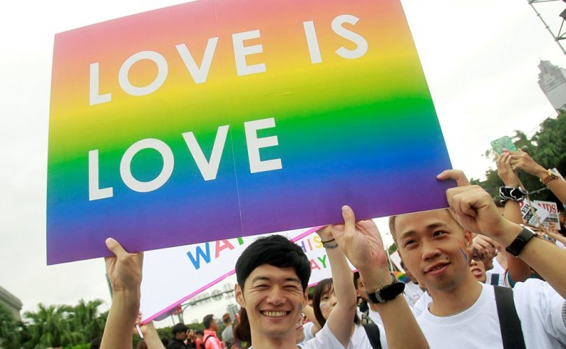 Тайвань ижил хүйстний гэрлэлтийг албан ёсоор хүлээн зөвшөөрлөө