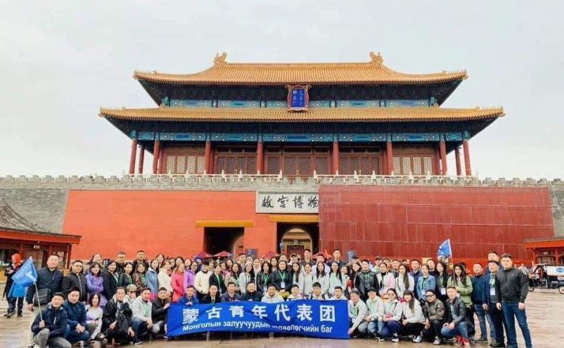 Монгол, Хятадын залуучуудын уулзалт Бээжин, Чиндао хотод боллоо