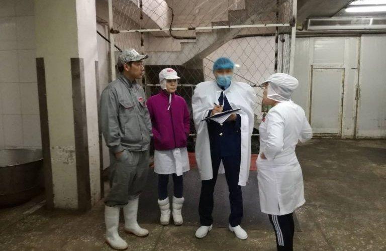 Үйлдвэрийн барилга, байгууламжид хяналт, шалгалт хийж байна