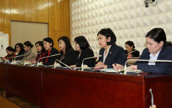 Намуудын дэргэдэх эмэгтэйчүүдийн байгууллагууд хүчирхийллийн асуудлаар зөвлөлдлөө