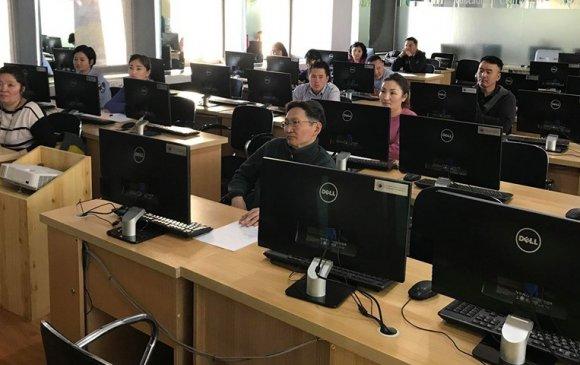 Компьютерын үндсэн хэрэглээний программын ээлжит сургалт эхэллээ