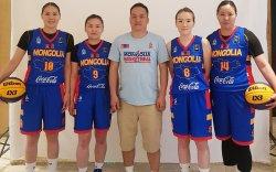 Монголын эмэгтэй сагсчид шилдэг 8-н өрсөлдөөнд уригджээ