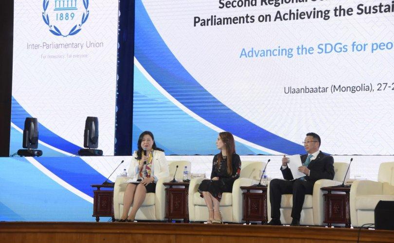 ОУПХ-ны Ази, Номхон далайн бүсийн хоёрдугаар чуулган амжилттай өндөрлөлөө