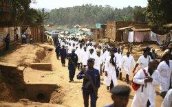 Конго улсад эбола вирусийн тархалт эрчимжиж байна