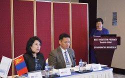 Зохиогчийн эрхийн асуудлаар дөрвөн талт уулзалт Монголд болж байна