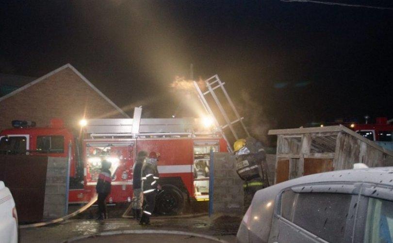 Гал түймрийн аюулаас 534 хүний амь насыг авран хамгааллаа