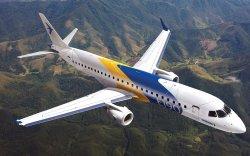 """""""Embraer-190"""" агаарын хөлөг маргааш Монголд газардана"""