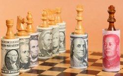 Валютын дайн: Доллар юанийг сөхрүүлэв
