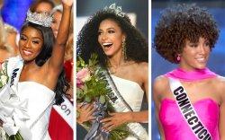 АНУ-ын гоо бүсгүйн тэмцээнүүдийг өнгөт арьстнууд тэргүүлжээ