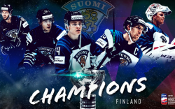 NHL-н нэг ч тоглогчгүй Финландын шигшээ дэлхийн аварга болов