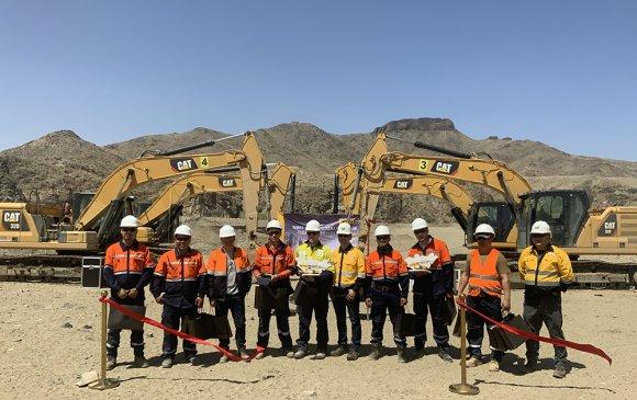 Шинэ үеийн экскаваторууд Монголд
