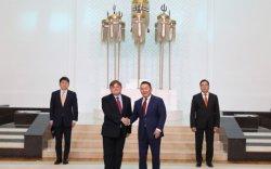 Польш улсаас Монгол Улсад суух Элчин сайд Итгэмжлэх жуух бичгээ өргөн барилаа