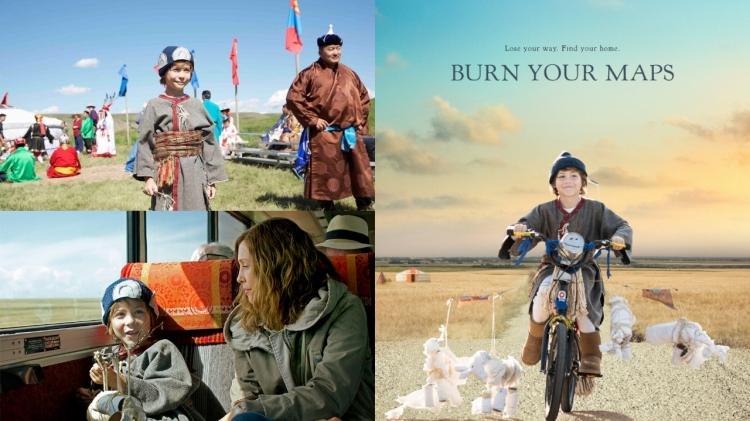 """Жэйкоб Трамбле-ийн Монгол малчин """"болсон"""" кино нээлтээ хийнэ"""