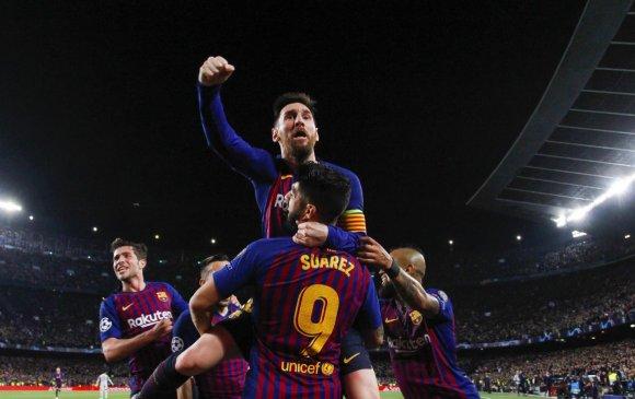 Барселона талбайдаа ялалт байгуулав