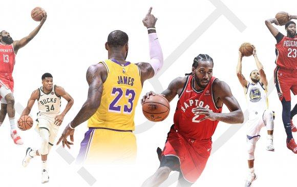 Инфографик: NBA ба бүх цаг үеийн хамгийн хамгийн