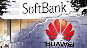 Softbank групп Huawei-с татгалзлаа