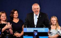 Австралын сонгуульд эрх баригч нам ялалт байгуулжээ