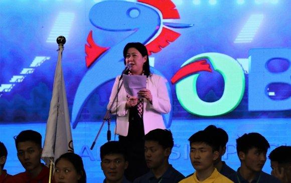 """А.Ундраа: """"ABU Робокон 2019"""" олон улсын тэмцээнийг Монгол Улсад анх удаа зохион байгуулж байна"""