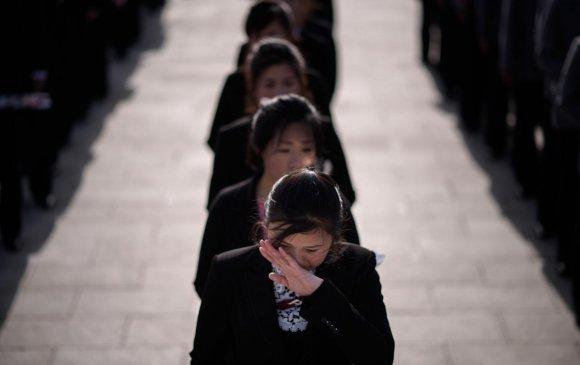 Хятадад Хойд солонгос охид бэлгийн боолчлолын золиос болж байна