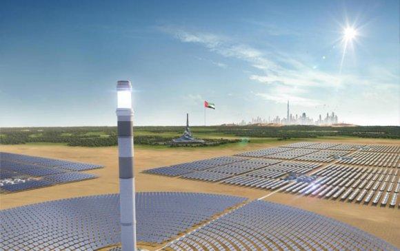 Цөлд Улаанбаатарыг бүрэн хангах нарны цахилгаан станц барьж байна