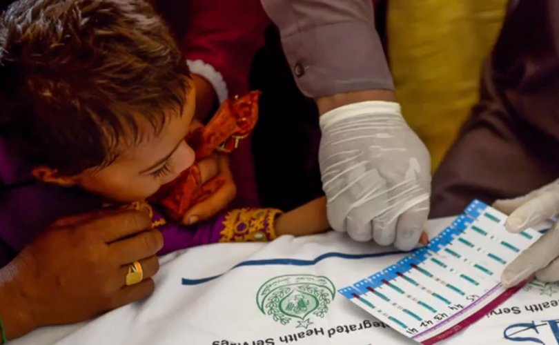 Бохир тариураар 410 хүүхэд ДОХ-ын халдвар авсан нь тогтоогджээ
