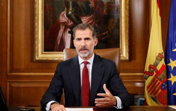 Италийн Ерөнхийлөгч Испанийн хаанаас уучлалт хүсэв